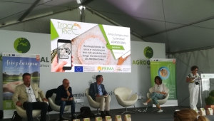 TRACE-RICE presented at Agroglobal